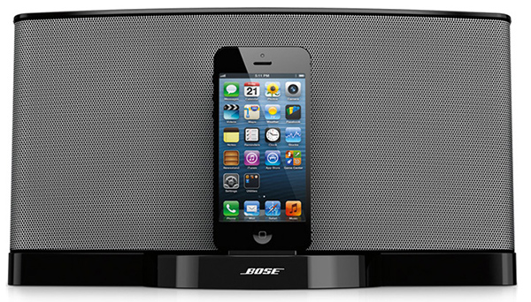 Bose Introduces Lightning-Compatible SoundDock