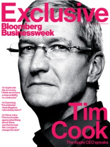 Tim Cook Opens Up About His Recent Management Shakeup, Apple's Future