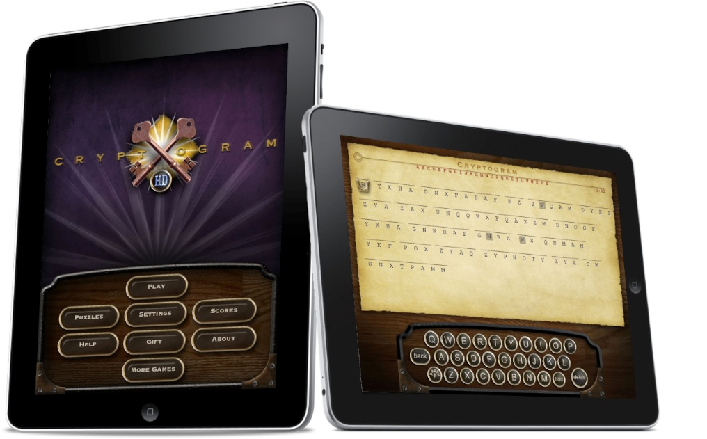 Cryptogram Offers More Puzzles, Looks Especially Good On Retina Displays
