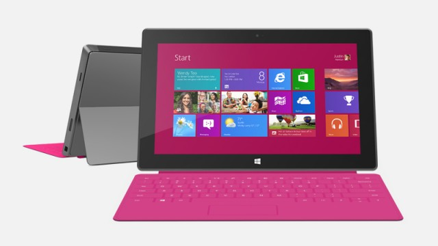 Microsoft Surface Customers Are In Short Supply Or They Hate Surfing The Web