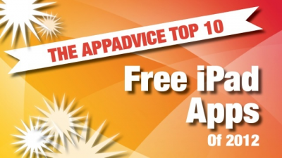 AppAdvice's Top 10 Best Free iPad Apps Of 2012