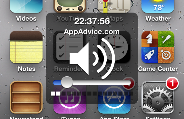 This Jailbreak Tweak Allows You To Customize The Volume HUD With Gestures And Labels