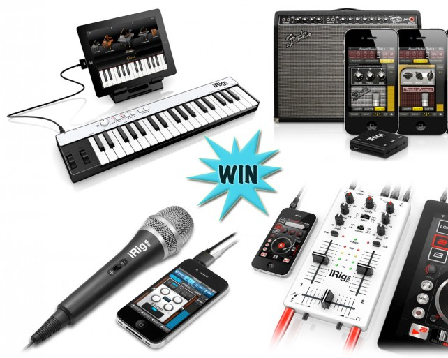 Share The Joy Of Music Wherever You Go By Winning A Mobile Musician Bundle