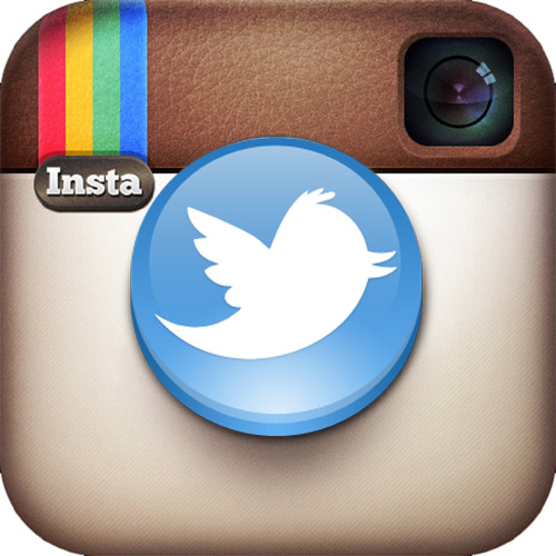 Don't Get Hurt By The Feud Between Instagram And Twitter, Get Even