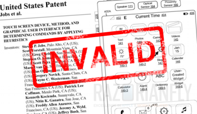 US Government Declares Apple's 'Steve Jobs Patent' For iPhone Invalid