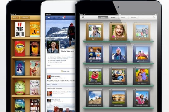 Shipping Times For The iPad Mini Drop To One Week In The United States, Canada