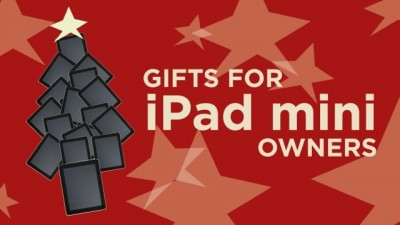 This Week In Accessories: Holiday Gift Ideas For iPad mini Owners