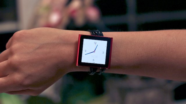 Apple Could Launch An 'iWatch' In Early 2013 That Would Talk To Existing iOS Devices