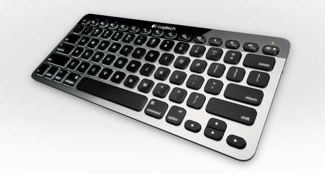 Bluetooth Easy-Switch Keyboard