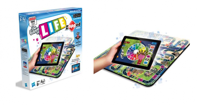 Add The Game Of Life: zApped Edition To Your Holiday Shopping List