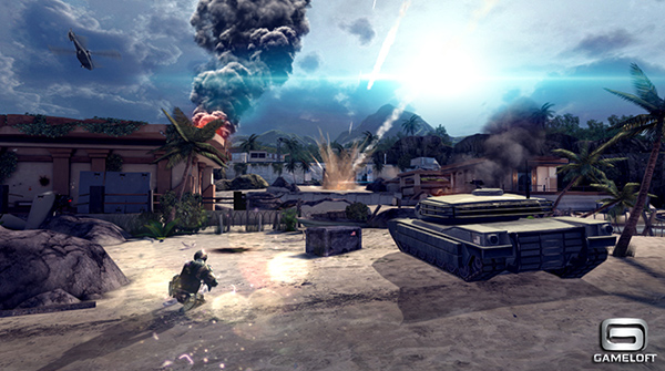 Gameloft Confirms Modern Combat 4: Zero Hour Will Hit The App Store On Thursday