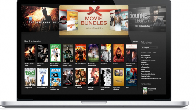 Movies Have Arrived To 42 Additional iTunes Stores Around The World