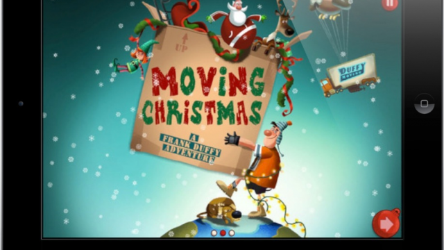 Moving Christmas For iPad Tells An Eco-Friendly Story The Whole Family Will Enjoy