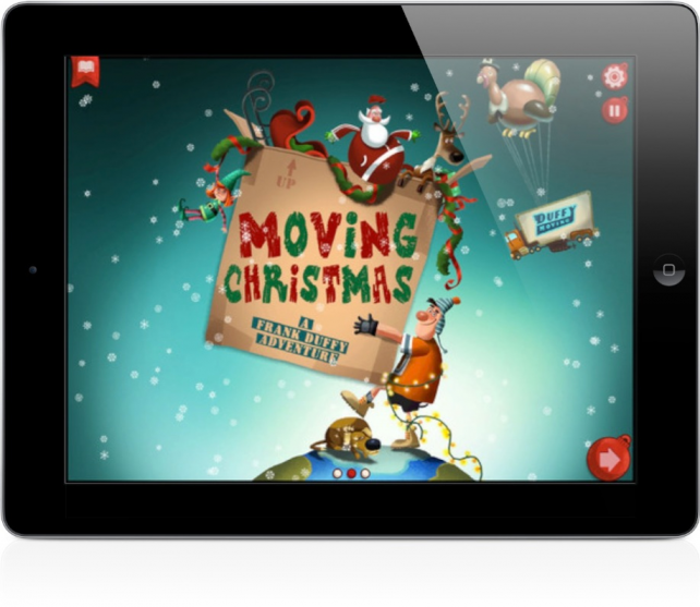 We're Handing Out Free Copies Of Moving Christmas E-Book For iPad