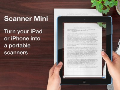 Readdle Launches Watermark Free Scanner Mini For iPhone And iPad