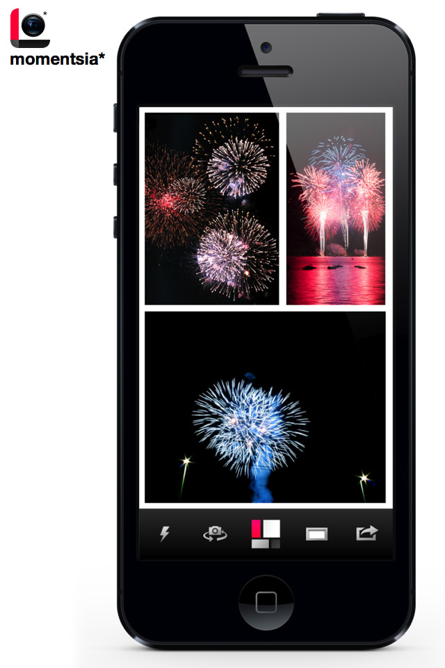 Capture And Create Collages In Seconds With Momentsia