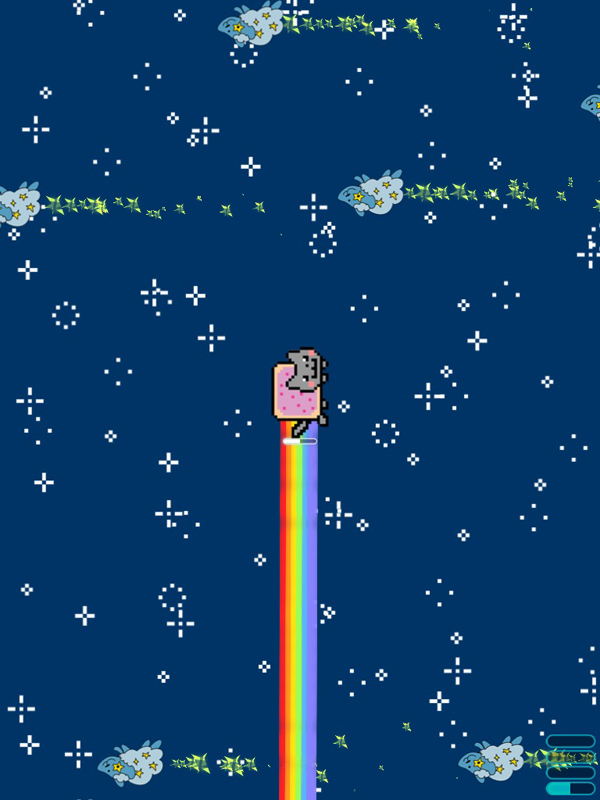 Nyan Cat – Space Party! Flies Into The App Store With Support For The Sphero