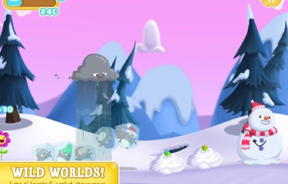 The Quirky Game Negative Nimbus Adds A Frosty New Level And Other Goodies