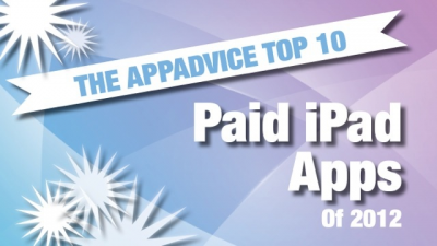 AppAdvice's Top 10 Best Paid iPad Apps Of 2012