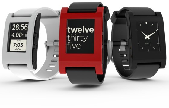 Pebble Watch To Arrive In Five Colors, Include SMS And iMessage Integration