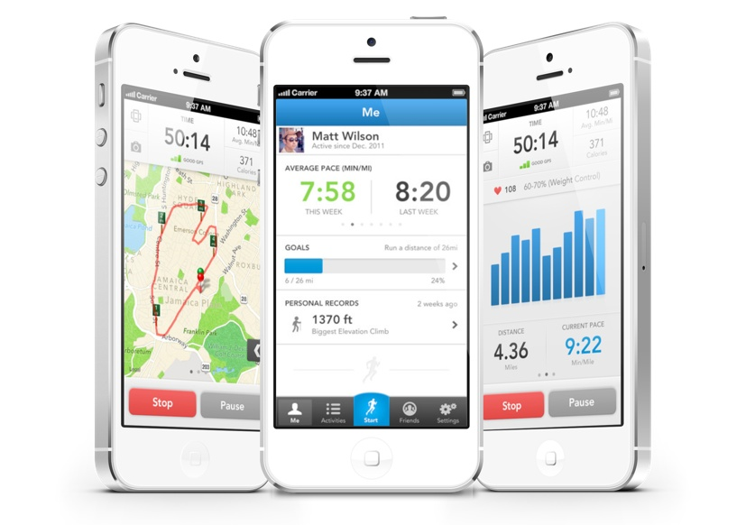 Keep Your New Year's Resolutions With Updated RunKeeper Fitness App For iPhone