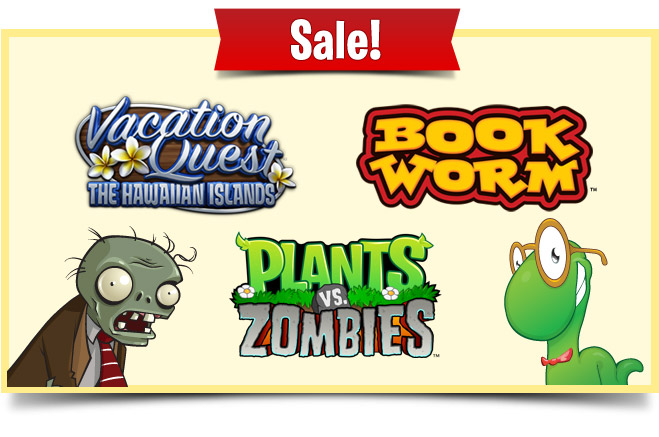 Slay Some Zombies On The Cheap This Christmas With PopCap's App Sale