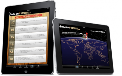 Santa GPS 2.0 Keeps Track Of Saint Nicholas On His Long Journey Around The World
