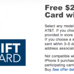 Get A $25 Best Buy Gift Card With Any iPhone 5 Purchase