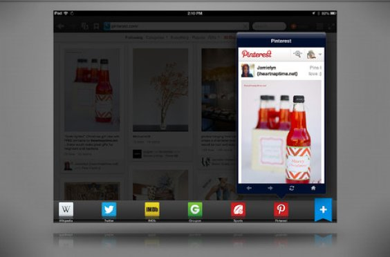 Skyfire 5.0 Brings Built-In Toolbar Extensions To The iPad