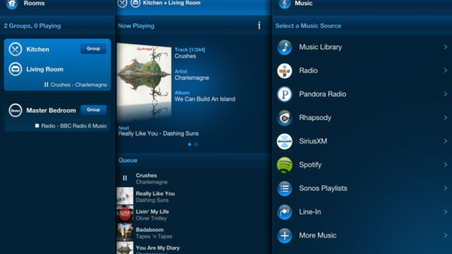 The Sonos Controller Finally Gains iOS Music Library Integration