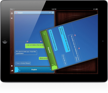 TableTop Translator For iPad Launches As Does New Version of Say Hi Translate