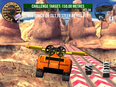 Top Gear: Stunt School Revolution Update Adds A Trio Of Features