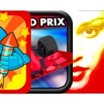Today's Best Apps: PyroTouch HD Fireworks Game, Color Shining, Grand Prix Challenge And More
