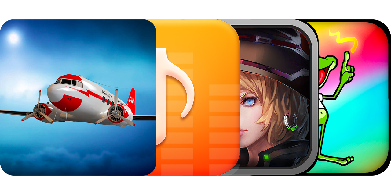 Today's Best Apps: Flight Unlimited, Toones Music Player, Elements Defender And More