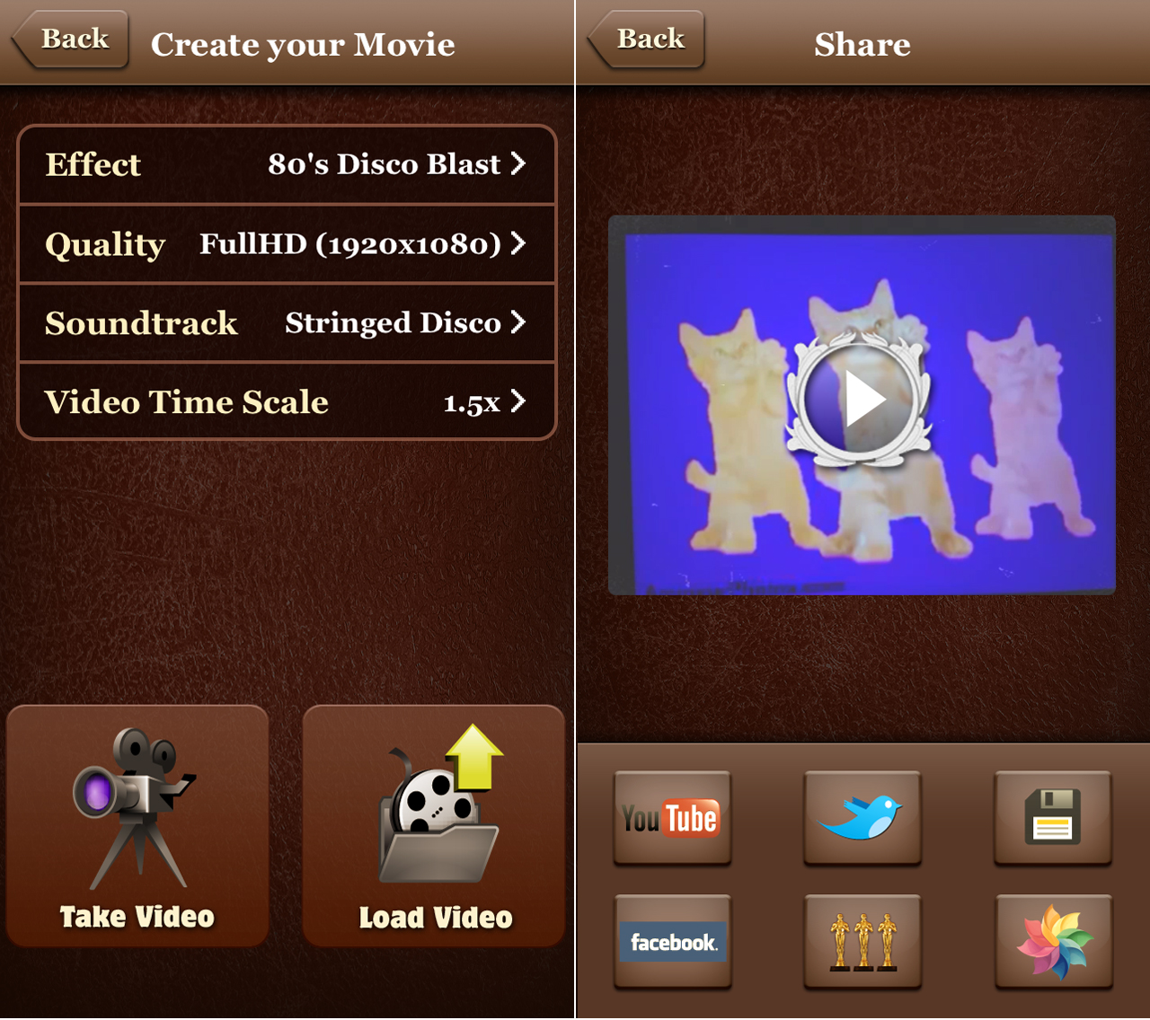 Vintage Video Making Comes To The iPhone 5 In Vintagio v4.1