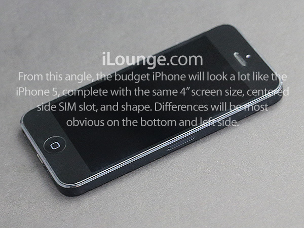 The Budget iPhone Could Include Elements Of Previous Apple Handsets