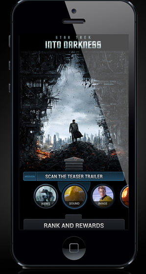 STAR TREK INTO DARKNESS App To Drop Later This Month