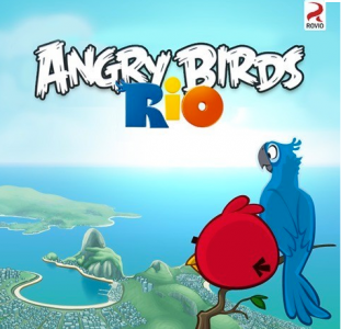 It's Carnival Time! Angry Birds Rio Now Available For Free On iPhone And iPad