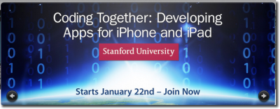 Stanford Once Again Offering iOS Development Course For Free Through iTunes U, Piazza