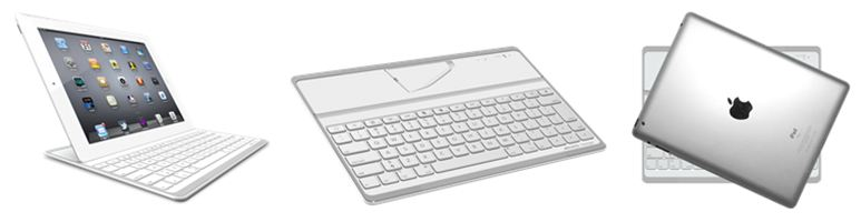ARCHOS Announces A New Bluetooth Keyboard For iPad