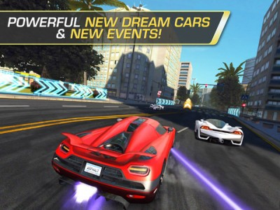 Burn The Streets As You Play The Newly Updated Asphalt 7: Heat