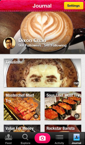 Record Your Delicious Food Moments Even When You're Offline With Burpple