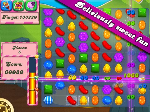 Sweet! Get More Sugar Rush With Candy Crush Saga's Delicious New Levels