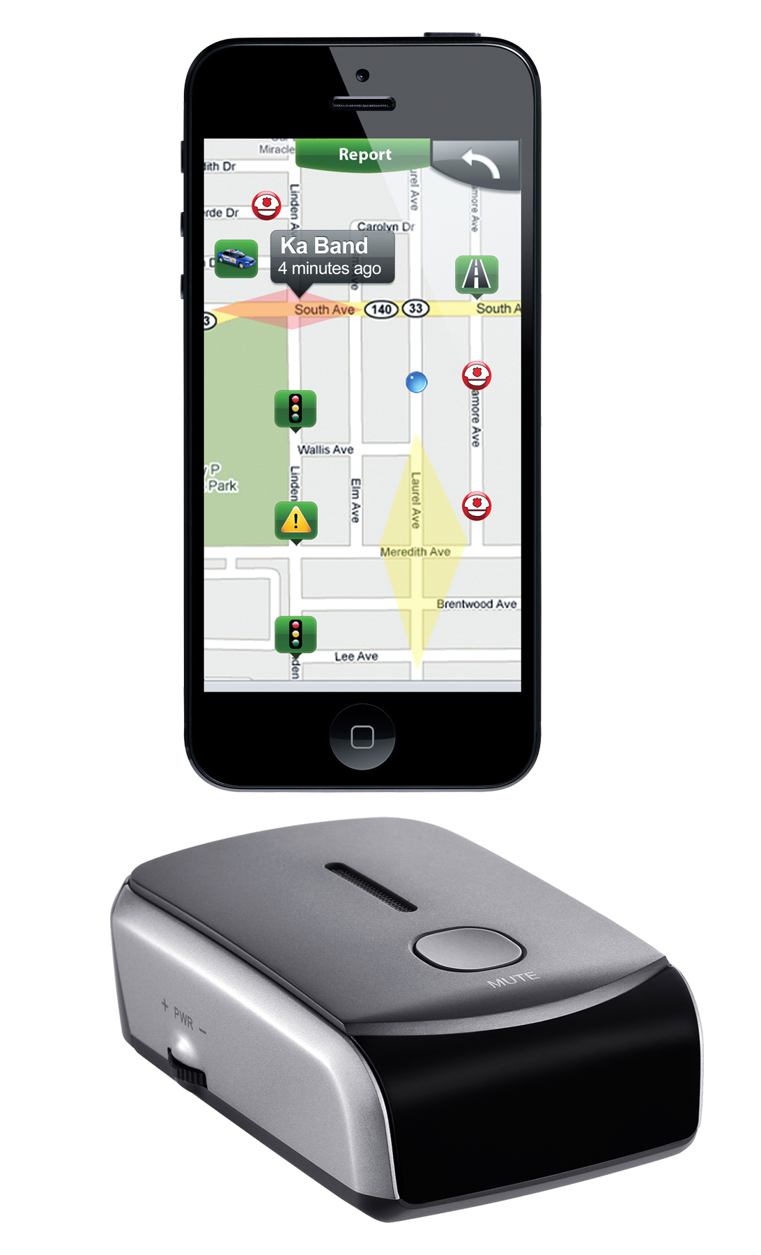 CES 2013: Cobra Previews iRadar ATOM, Smallest Radar Detector Ever