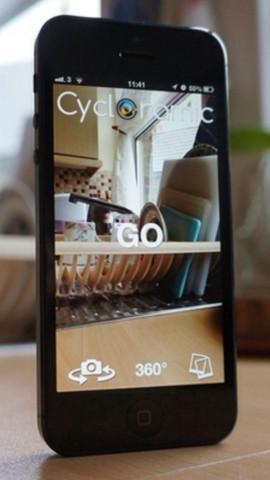 Cycloramic 2.0 Revolves Around Capturing Panoramic Photos