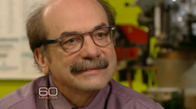 IDEO Founder David Kelley Talks About Longtime Friend Steve Jobs In '60 Minutes'