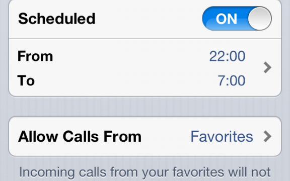 Update: Apple Finally Responds To Do Not Disturb Issue