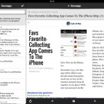 Favorite This: Favs Finally Goes Universal With Native iPad Support