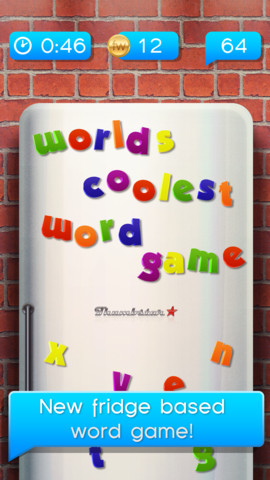 Fridge Words May Very Well Be The 'Coolest' Word Game On iOS