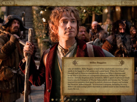 One Companion App To Rule Them All: Hobbit Movies Updated With New Content